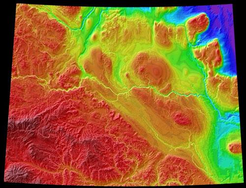 terrain-mapping